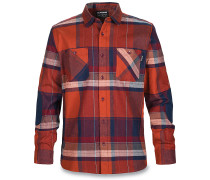 Cooper L/S Flannel - Hemd für Herren - Orange