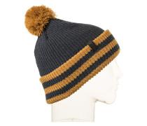 Mason - Mütze für Herren - Blau