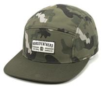 Logan - Fitted Cap für Herren - Camouflage