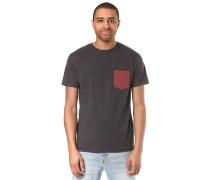 Pocket Heather - T-Shirt - Grau