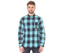 Big Check - Hemd - Blau