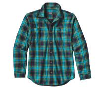 Pima Cotton L/S - Hemd für Herren - Blau