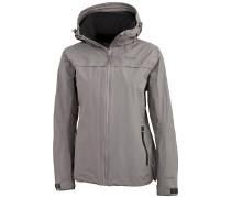 Mavia - Funktionsjacke für Damen - Grau