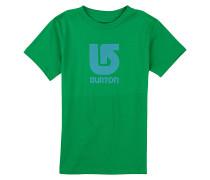 Logo Vertical - T-Shirt für Jungs - Grün