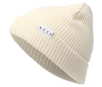 Fold Mütze - Weiß