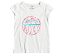 Moid Palm Tiny - T-Shirt für Mädchen - Weiß