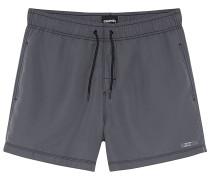 Badehose - Boardshorts - Grau