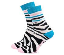 Lucy - Socken für Damen - Mehrfarbig