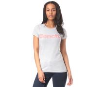 Slim Logo - T-Shirt - Grau