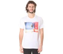Red Hot - T-Shirt für Herren - Weiß