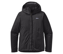 Insulated Torrentshell - Outdoorjacke für Herren - Schwarz