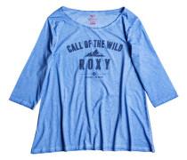 Waikiki Call Wild - T-Shirt für Damen - Blau