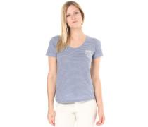 Tezal - T-Shirt für Damen - Blau