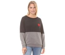 Rosanna Crewneck - Sweatshirt für Damen - Schwarz