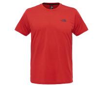MA Graphic Reaxion AMP Crew - T-Shirt für Herren - Rot