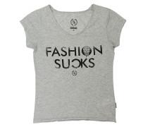 Fsucks - T-Shirt für Damen - Grau