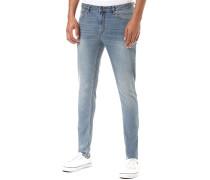 Him Spray - Jeans - Schwarz