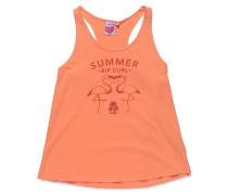 Ibiza Vibes Top - Orange