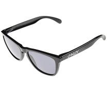 Frogskin - Sonnenbrille - Schwarz
