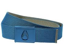 SPY - Gürtel für Herren - Blau
