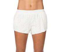 Bross - Shorts für Damen - Weiß