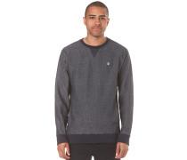 Static Stone Crew - Sweatshirt für Herren - Blau