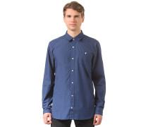 Everett Solid - Hemd für Herren - Blau