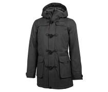 Rigel - Mantel für Herren - Schwarz