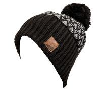 Turbo Pom - Mütze für Damen - Schwarz