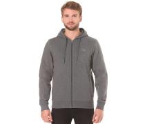 Sweater - Kapuzenjacke für Herren - Grau