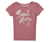Freedom - T-Shirt für Mädchen - Rot