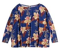 Kaifu Point Illis - Langarmshirt für Damen - Blau