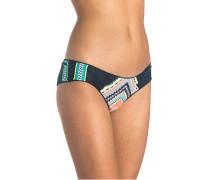 Sun Warrior Hipster - Bikini Hose für Damen - Schwarz