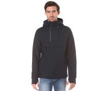 Hooded Zip - Kapuzenjacke für Herren - Blau