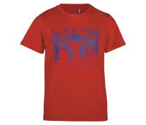 Ottfried - T-Shirt für Jungs - Rot