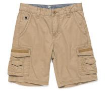 Cargo Shorts - Grau