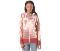Jandia - Kapuzenjacke für Damen - Rot
