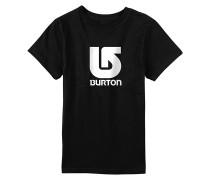 Logo Vertical - T-Shirt für Jungs - Schwarz