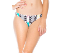 Beat Street - Bikini Hose für Damen - Mehrfarbig
