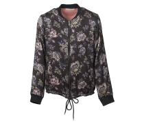 Tropicale - Jacke für Damen - Schwarz