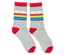 Big Mama - Socken für Herren - Weiß