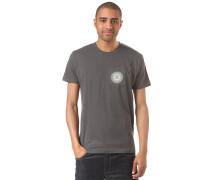 Rays Pocket - T-Shirt - Grau