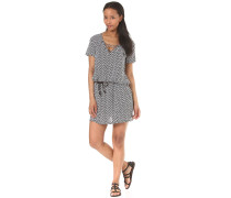 Island Love - Kleid für Damen - Schwarz