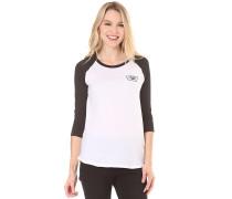 Authentic Trap - Langarmshirt für Damen - Weiß