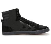 Slimmer Stadil Smooth Canvas High - Sneaker für Herren - Schwarz