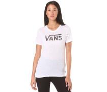 Authentic Water V - T-Shirt für Damen - Weiß