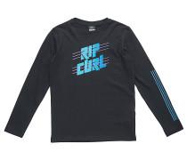 Aggroframe - Langarmshirt für Jungs - Schwarz