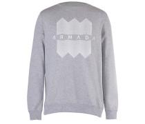 Meta Crew - Sweatshirt für Herren - Grau