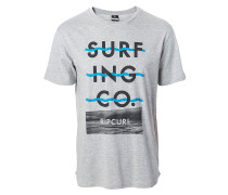 Plak - T-Shirt für Herren - Grau