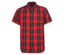 Lockesburg - Hemd für Herren - Rot